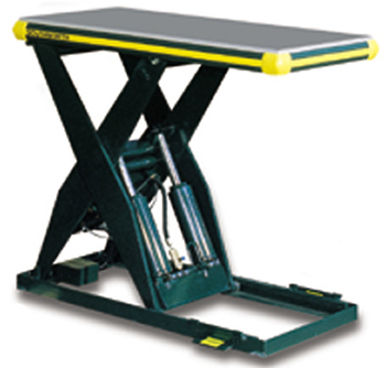 Backsaver Lifts, Lift Table, Lift Tables, Powered Lift