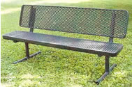 Polysteel Supreme Benches