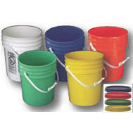 steel & plastic pail equipment