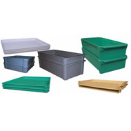 stacking trays