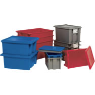 genuine stack and nest totes