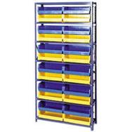giant open hopper storage units