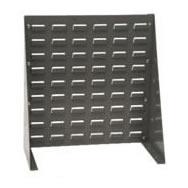 louvered panels & bench racks