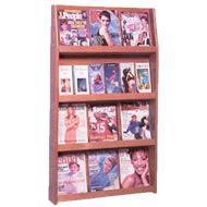 oak literature displays