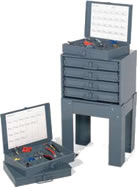 small compartment boxes