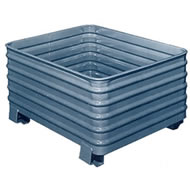 Stacking Containers