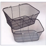 metal shopping baskets