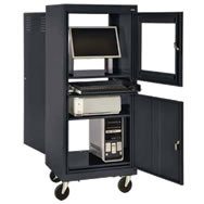 mobile computer security workstation