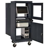 mobile computer security workstation