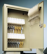 single tag key cabinets