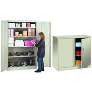 """1000 series 48"""" wide storage cabinets"""