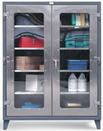 clearview model cabinets