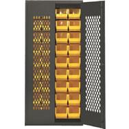 """Heavy duty 36"""" & 48"""" specialty bin cabinets"""