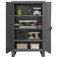 model ds hd welded cabinets (solid doors)
