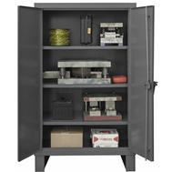 model ds hd welded cabinets (solid doors)