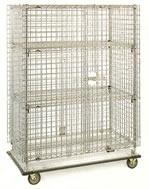 hd super adj and super erecta shelf security units