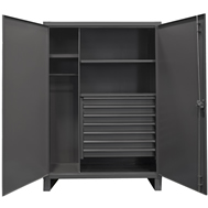 garment storage cabinets