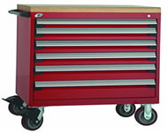 heavy duty single mobile cabinets
