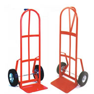 series 126 industrial hand trucks