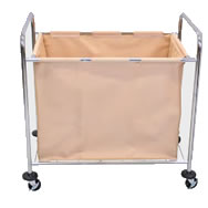 multi purpose janitorial carts