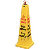 rubbermaid safety cones and barricade systems