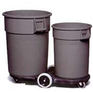 rubbermaid waste containers and accessories
