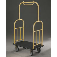 deluxe 3300 series bellman carts
