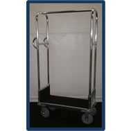 all aluminum luggage carrier