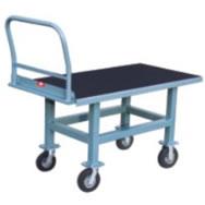 ergonomic platform & wagon trucks