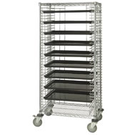 modular trays & tray carts