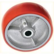 Paythane Polyurethane Mold-on wheels