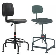 ERGONOMIC CHAIRS STOOLS  sc 1 st  LK Goodwin & Chair Mats Chairs Footrests Shop Stools Stools Sit Stand Stools islam-shia.org