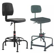 ergonomic industrial seating