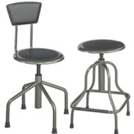 industrial and lab stools