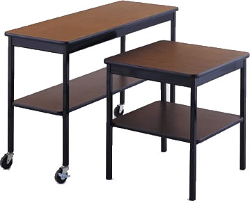 Barricks Tables, Hotel Tables, Tables, Port A Fold, Non Folding Utility  Tables