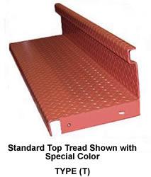 closed riser stair treads - Stair Tread