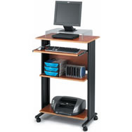 fixed height workstations