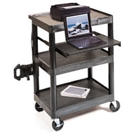multi purpose presentation carts