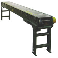 model 138acc horizontal accumulating power conveyor