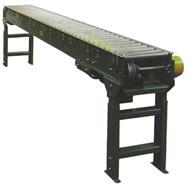 model 138acc horizontal accumulating power conveyor