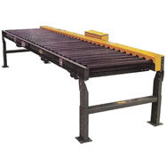 model 199-crr chain driven live roller conveyor