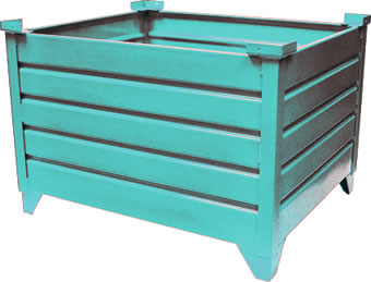 Charming CORRUGATED STEEL CONTAINERS