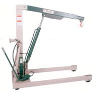 model b-3000 hydraulic floor crane
