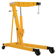 Shop Crane Engine Hoists