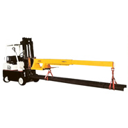 model fb fork lift booms telescopic