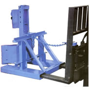 morspeed 288 series drum handling fork lift attachment