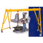 t series gantry cranes