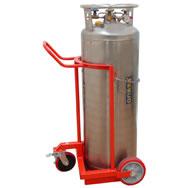 cylinder cart