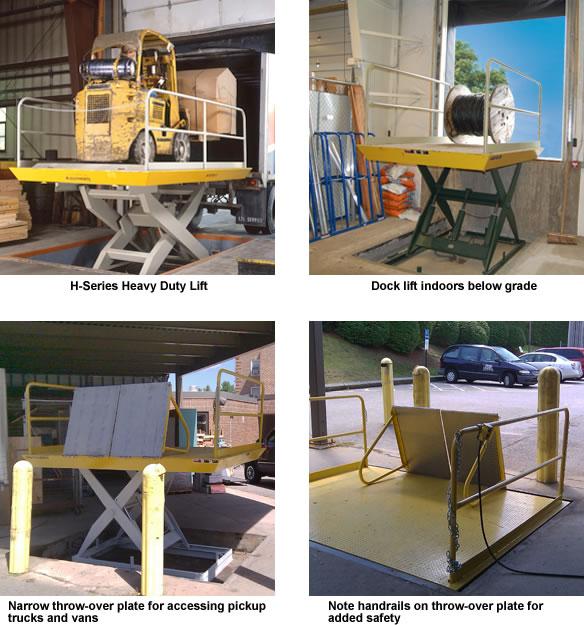 Dock Lifts, Dock Leveler, Dock Levelers