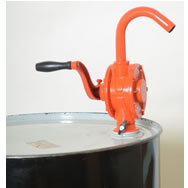 drum pumps & drip pan